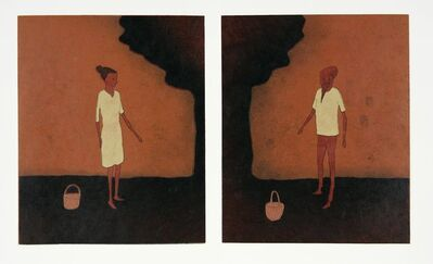 Stephen Chambers, 'Roderigo and Lucrezia B. (Dawn)', 2006