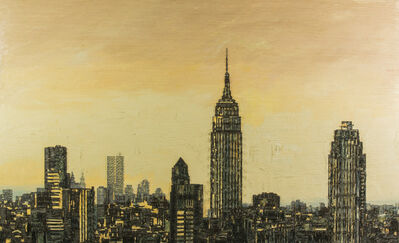 Yoan Capote, 'American appeal (Indeleble)', 2008