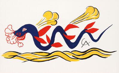 Alexander Calder, 'Beastie', ca. 1975