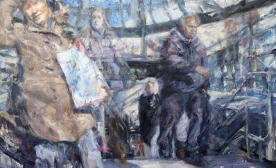 Ian Factor, 'Emergence', 2014