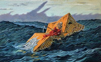Sandow Birk, 'Pestilence Adrift', 2020