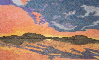 Nicotye Samayualie, 'Untitled (Sunset)', 2018