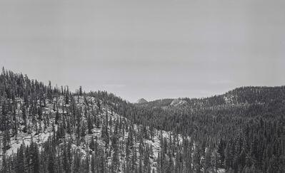 Richard Learoyd, 'Yosemite II', 2018