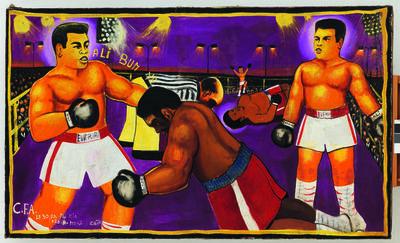 Moke, 'Untitled, (Match Ali-Foreman, Kinshasa)', 1974