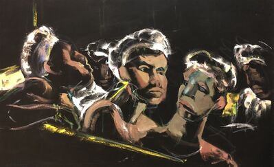 Piki Mendizabal, 'Letra del Año (Ritual Babalawo)', 2020