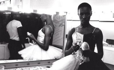 Ming Smith, 'Untitled (Grace Jones Ballerina)', 1975