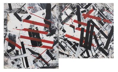 Ed Moses, 'Peeleb', 1998