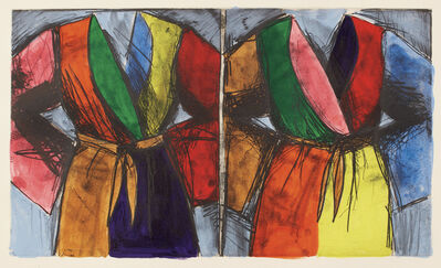 Jim Dine, 'Jumps Out at You, No?', 1993