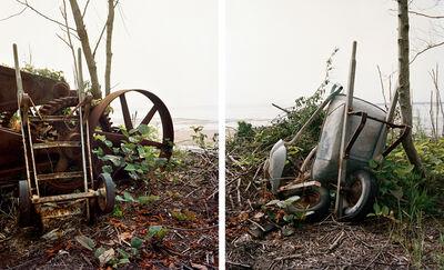 David Hilliard, 'The End of Toil', 2012