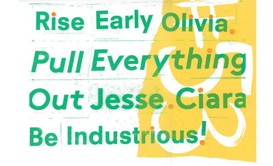 Ciara Phillips, 'Irregular Bulletin No. 53', 2012