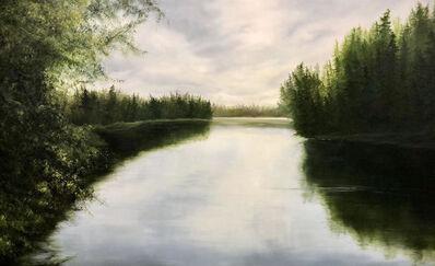 Corrine Wolcoski, 'Kumdis River (Calm)', 2019