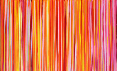 Sabine Nielsen, 'Goutte-à-goutte (Orange)', 2017