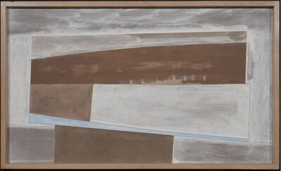 Ben Nicholson, 'Untitled Relief (Brissago and Hampstead)', 1979