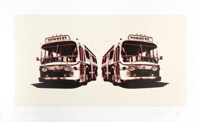 Jamie Reid, 'Nowhere Buses', 2007