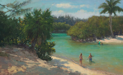Carl Bretzke, 'By the Lagoon', 2020