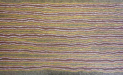 Eileen NAPALTJARRI, 'Untitled, Tjiturrulnga', 1956