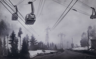Anthony Goicolea, 'Sky Lift', 2007