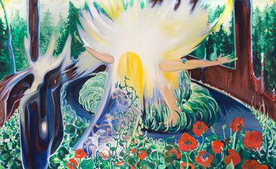 akiko ueda, 'Garden's Garden', 2014