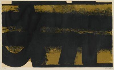Pierre Soulages, 'Lithographie 35', 1974