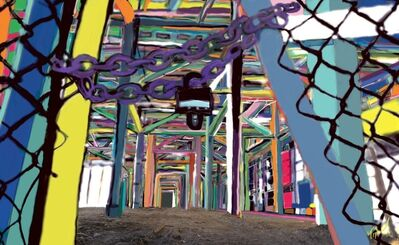 Topher Straus, 'Gawanus Viaduct', 2016