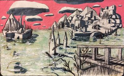 Orlando Saverino-Loeb, 'By the Docks'