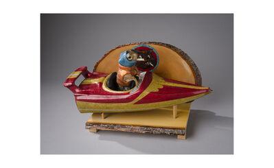John Byrd, 'Rusty Squirrel Teapot', 2003
