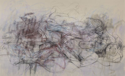 Jenny Saville, 'Ebb and Flow', 2015
