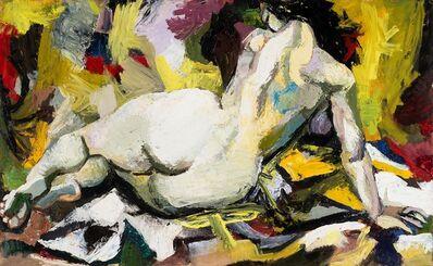 Renato Guttuso, 'Nudo', 1957