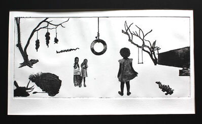 Nathalie Mba-Bikoro, 'The Playground', 2011