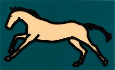 Julian Opie, 'Galloping Horse 2 (C. 265)', 2013
