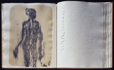Miquel Barceló, 'El Libro de los Ciegos( Book of the Blind)', 1993