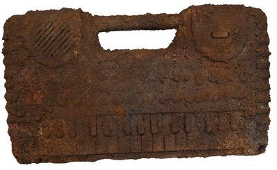 Toshiyuki SHIBAKAWA, '表象II, 40130318 (兩千年後出土的電子琴化石) AppearanceⅡ.40130318(Keyboard Piano Fossil Excavated 2000 Years Later)', 2013