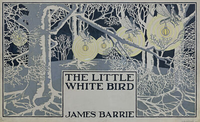 Charles Ephraim Burchfield, 'The Little White Bird'