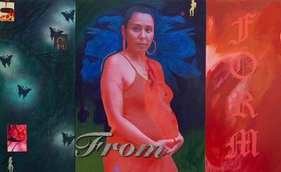 Gabriella Sanchez, 'From / Veronica / Form', 2020