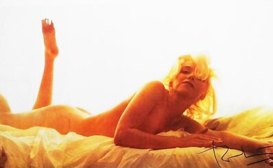 Bert Stern, 'Marilyn Monroe Last Sitting', 1962