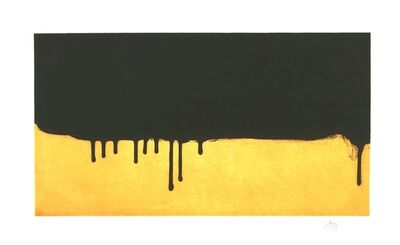 Robert Motherwell, 'River Run', 1988