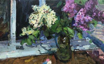 Fedor Zakharov, 'Still Life with Lilacs', 1972
