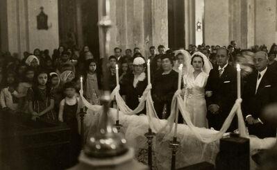 "Liza Ambrossio, '""Sinister wedding / Boda siniestra"" from ""The Rage of Devotion"" series', 2017"