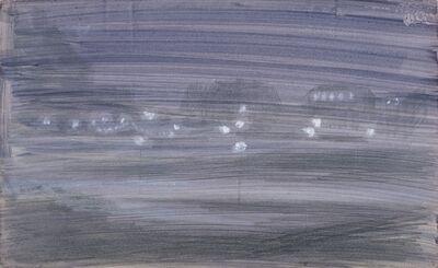 Hubert Arthur Finney, 'Night Scene', Unknown