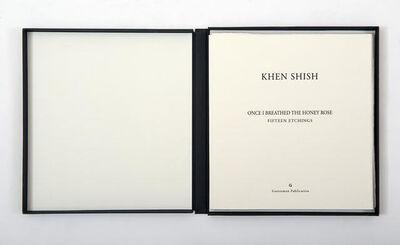Khen Shish, 'Once I Breathed the Honey Rose  ', 2011