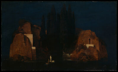Arnold Böcklin, 'Island of the Dead', 1880