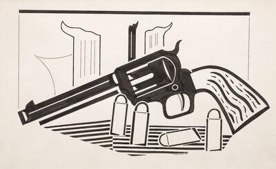 Stuart Davis, 'Revolver', 1925