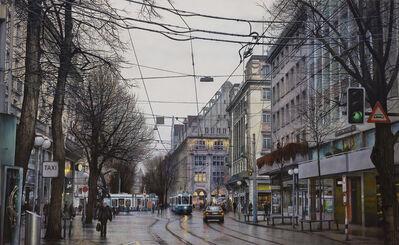 Andres Castellanos, 'Bahmhofstrasse'