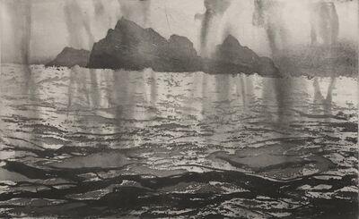 Norman Ackroyd, 'Sula Sgeir', 2018