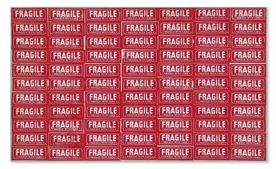 Andy Warhol, 'Fragile–Handle With Care'