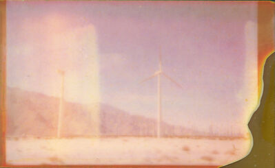 Stefanie Schneider, 'Wind Power (California Badlands)', 2021