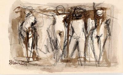 Monari, 'Dança ao Som do Luar  |  Dance on the Moonlight', 2012