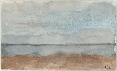 """Pierre Puvis de Chavannes, '""""Rivage (Shore)""""'"""