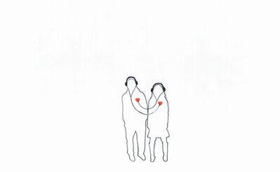 Glenda Leon, 'Dibujo acústico: Sincronía (serie I, n.3) / Acoustic drawing: Synchrony (series I, n.3)', 2010