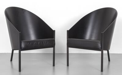 Philippe Starck, 'Two small chairs 'Costes' for DRIADE', 1985